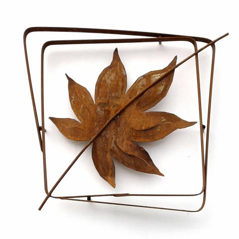 Japanese Maple Leaf Frame