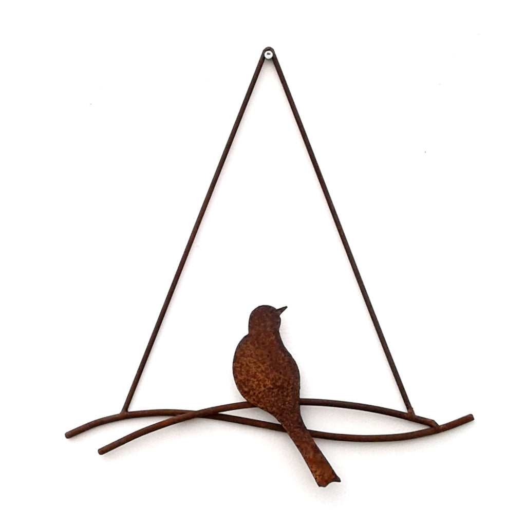 Bird Swing, rust