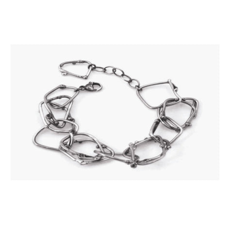Dotted Links Bracelet
