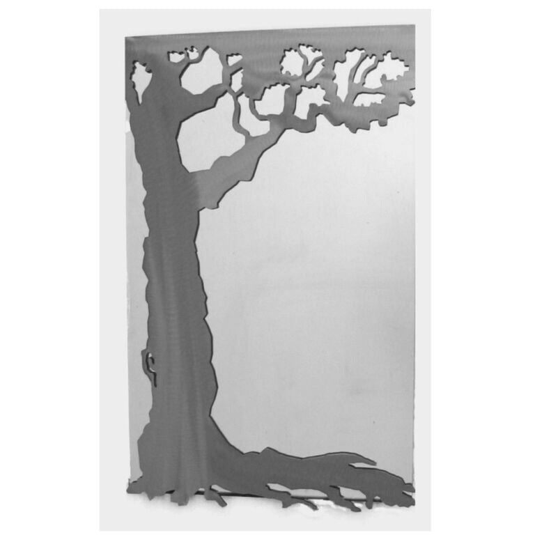 Tree Mirror, large