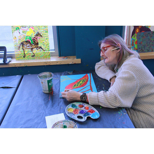 Linda Vincent - Stantec Artist of the Year