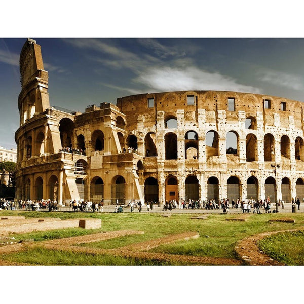Win a Trip to Italy - 2017 Heart of the Art Raffle