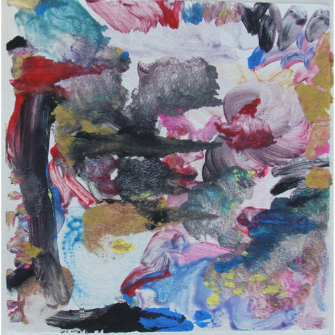 Abstract by Nina artist Stephanie Chapman