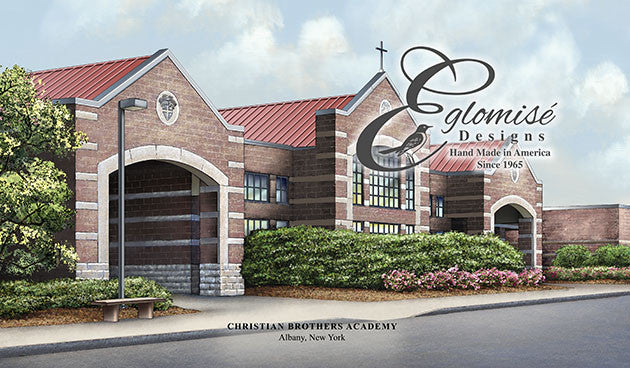 Christian Brothers Academy ~Albany, NY - Eglomise Designs