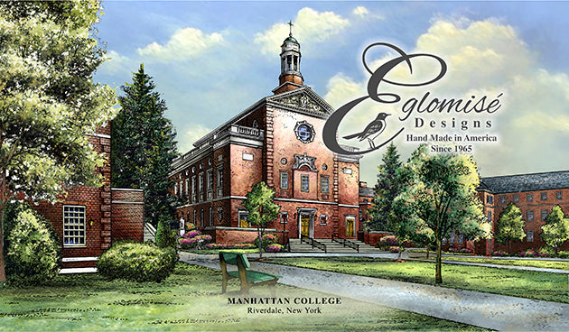 Colleges In Manhattan >> Manhattan College Smith Hall Eglomise Designs
