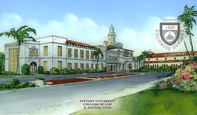 Stetson University College Of Law >> Stetson University College Of Law Eglomise Designs