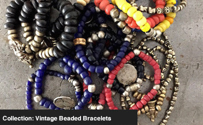 COLLECITON: BEADED BRACELETS