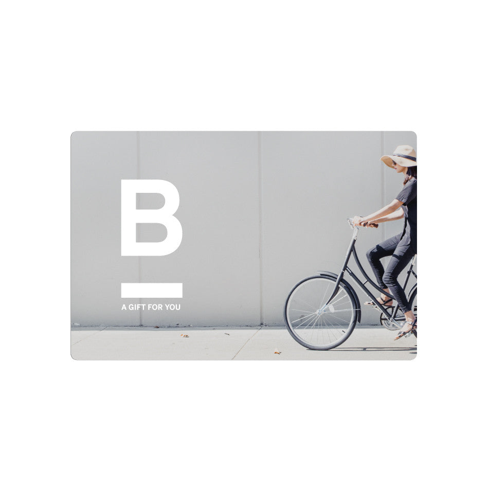 Brilliant Bicycle Gift Cards
