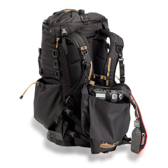 Burkard Tanuck 40 Camera Backpack -- BLACK