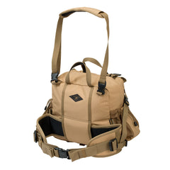 Burkard Tanuck 10 Side Bag -- TAN