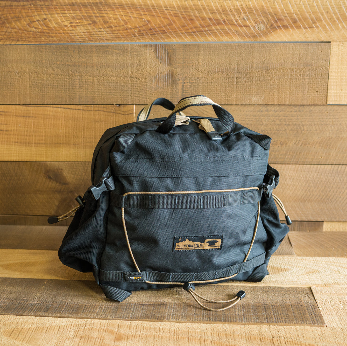 Burkard Tanuck 10 Side Bag -- BLACK