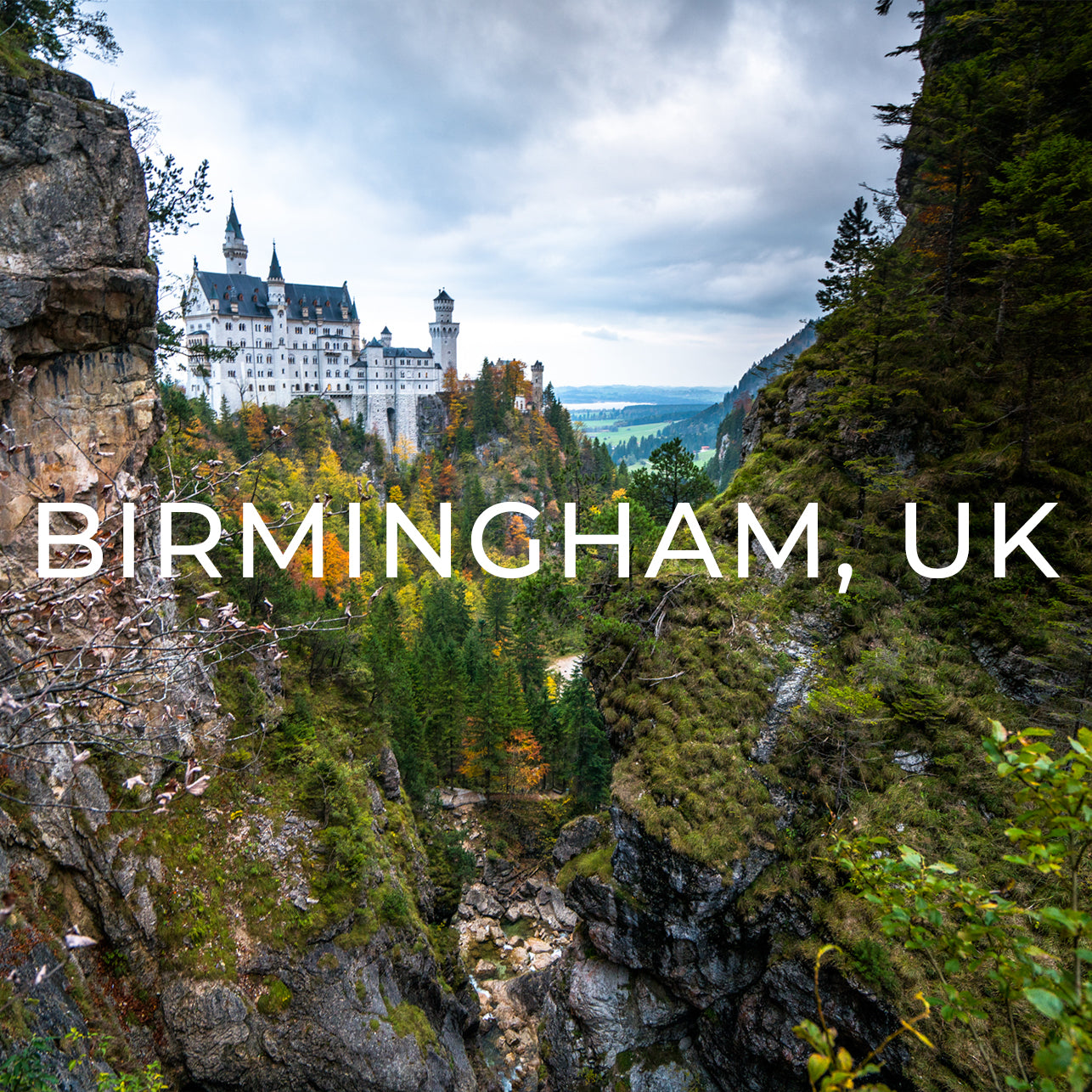 1-Day Birmingham UK Photo Workshop