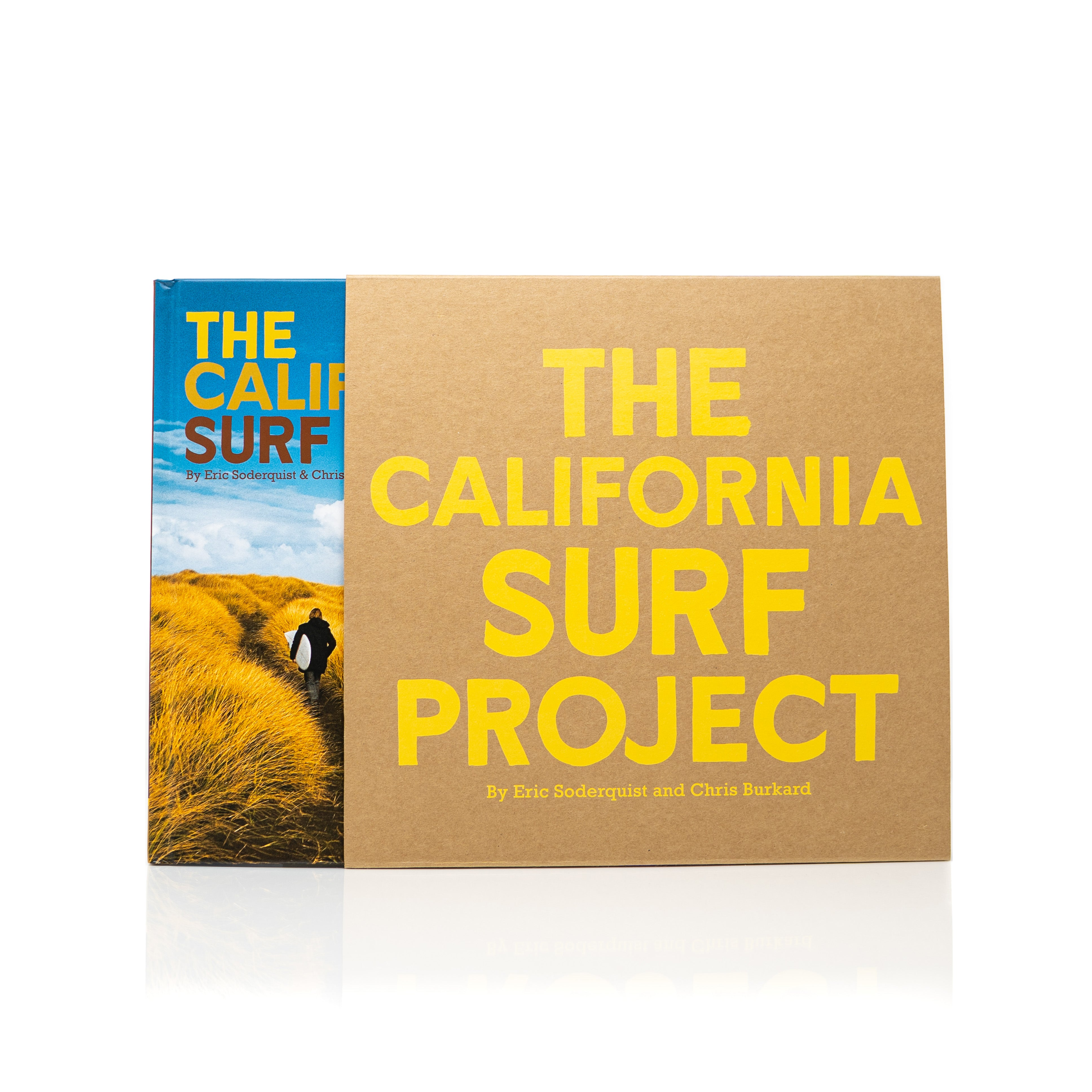 California Surf Project Book