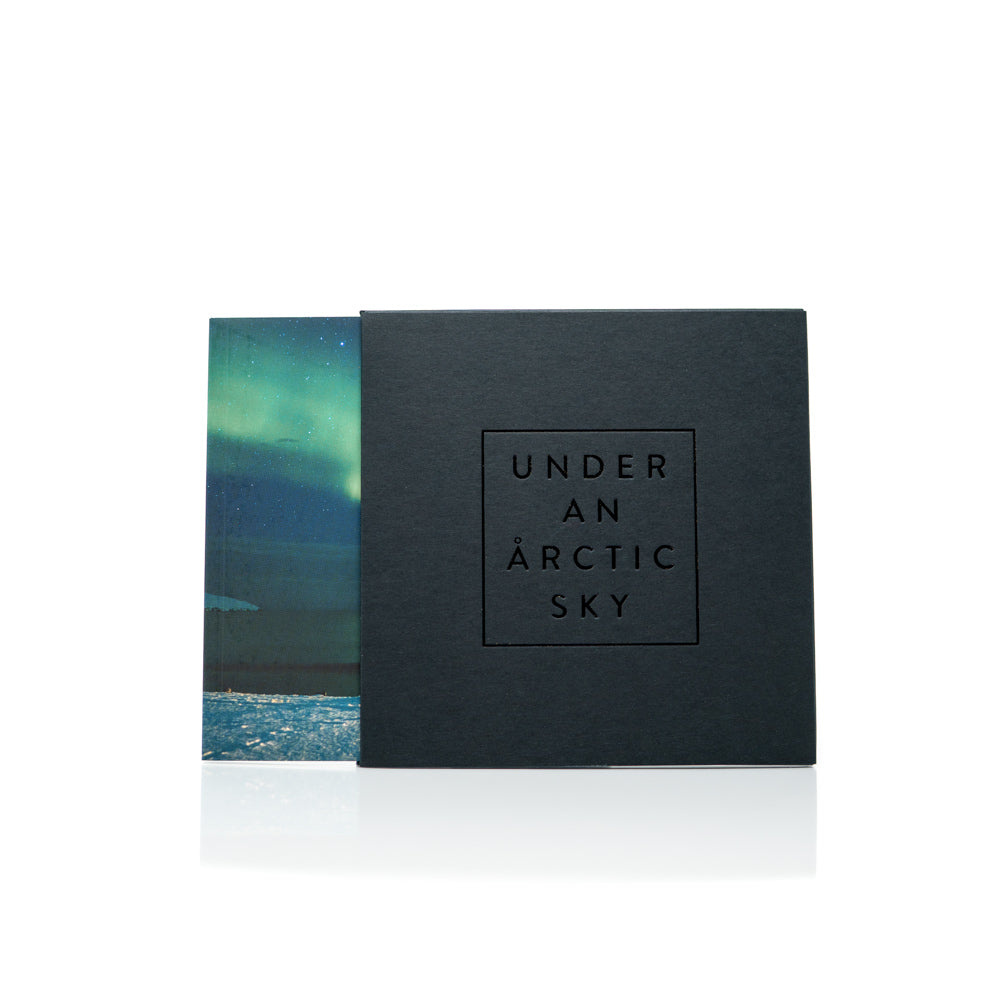 Under An Arctic Sky Photo Book