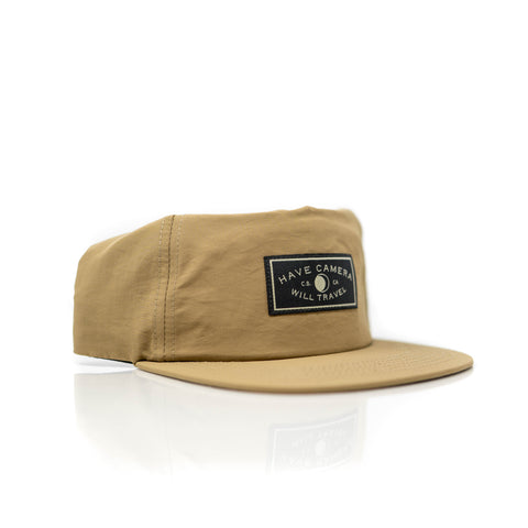 """Have Camera Will Travel"" 5-panel Hat"
