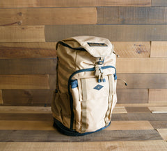 Burkard Tanuck 40 Camera Backpack -- TAN