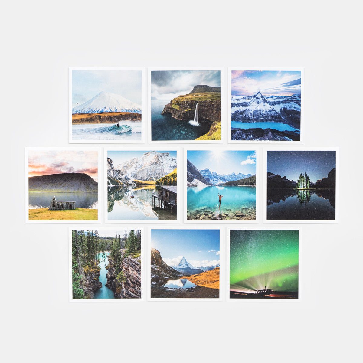 Chris Burkard Square Print Collection