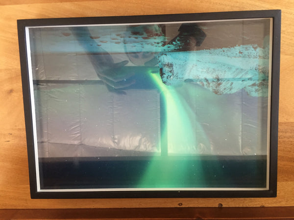 Norway Northern Lights Framed