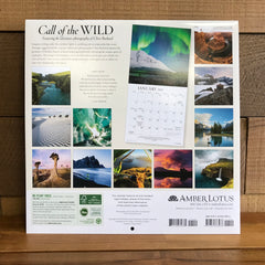 2019 Call of the Wild Calendar