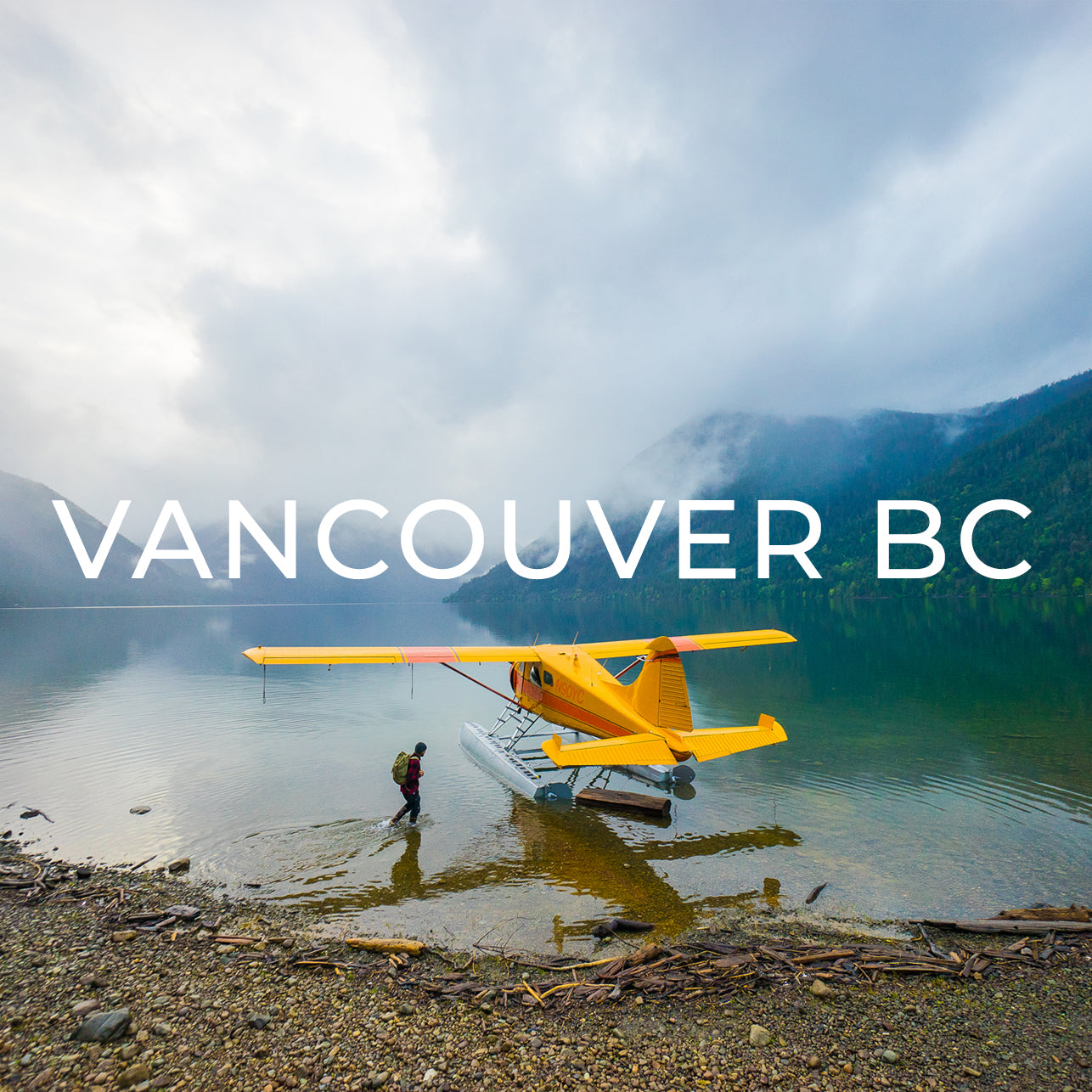 1-Day Vancouver BC Photo Workshop