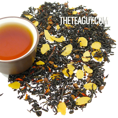 Candied Almond - The Teaguy