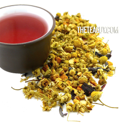 Organic Citrus Chamomile - The Teaguy