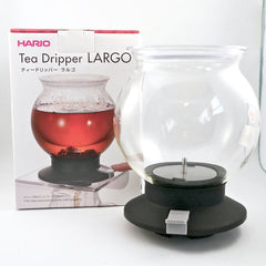 HARIO LARGO Tea Dripper - The Teaguy