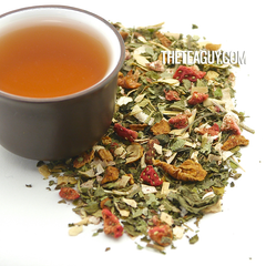 Strawberry Mint - The Teaguy