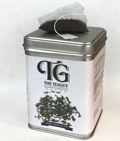 TEABAGS - London Fog latte Blend