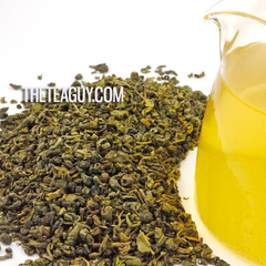 Organic China Gunpowder - The Teaguy