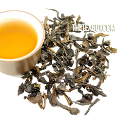Organic Se Chung Plum Oolong - The Teaguy