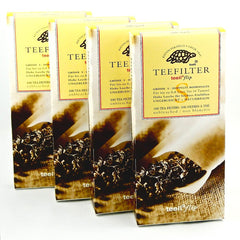 Loose tea filter bags - unbleached - The Teaguy