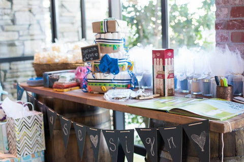Top Ten Places In Las Vegas To Host Your Baby Shower Love