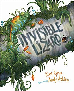 Invisible Lizard Book