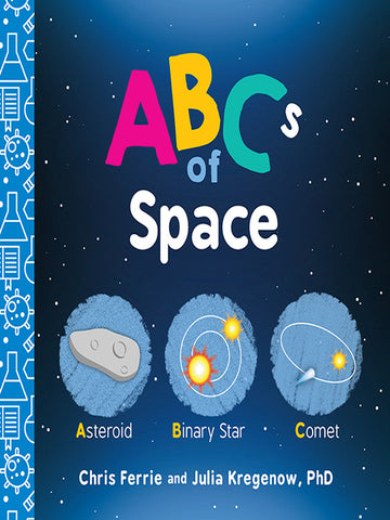 ABCs Of Space - Book