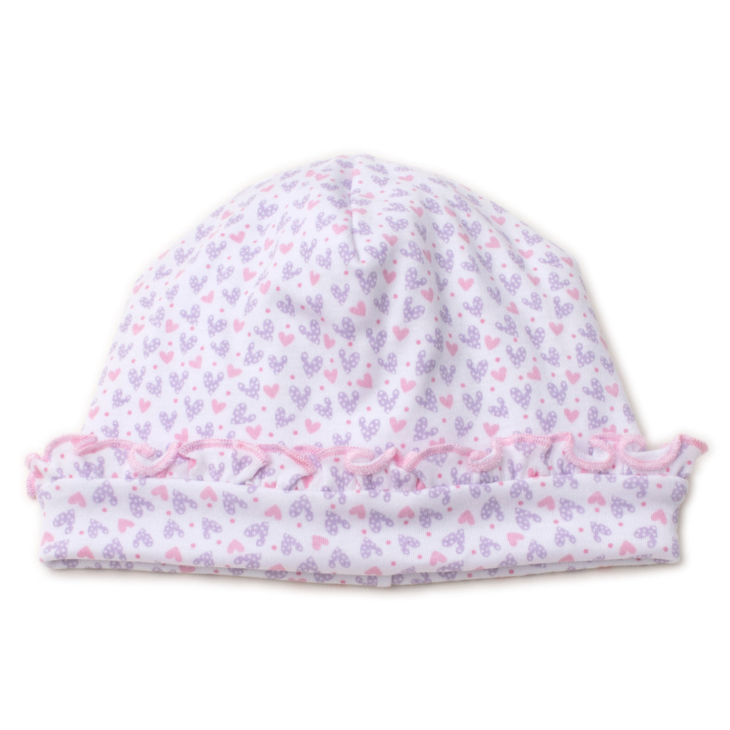 Kissy Kissy Oodles Poodles Hat - Lilac