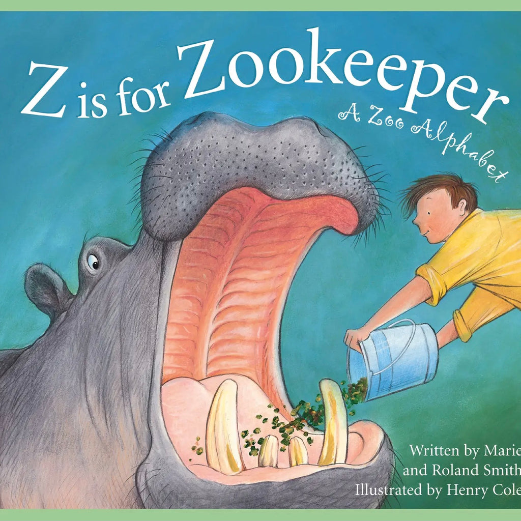 Sleeping Bear - Z Is For Zookeeper