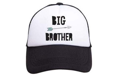 Tiny Trucker Hat - Big Brother