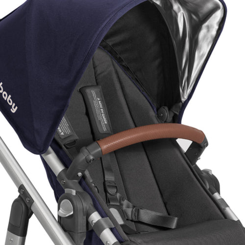 UPPAbaby Leather Bumper Bar Covers - Vista, Cruz, & RumbleSeat