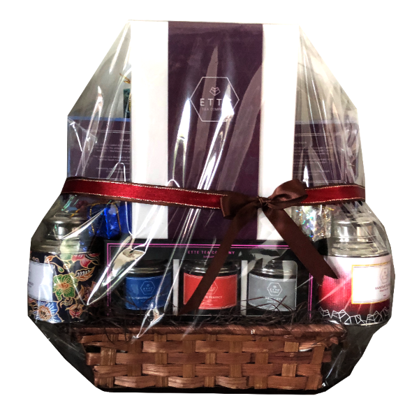 Tea Hamper - Grande