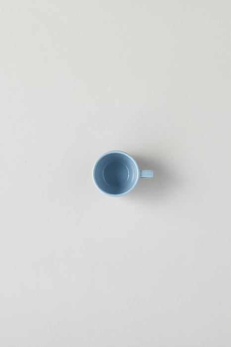 Block Mug Little - Blue