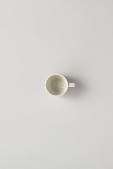 Block Mug Little - White