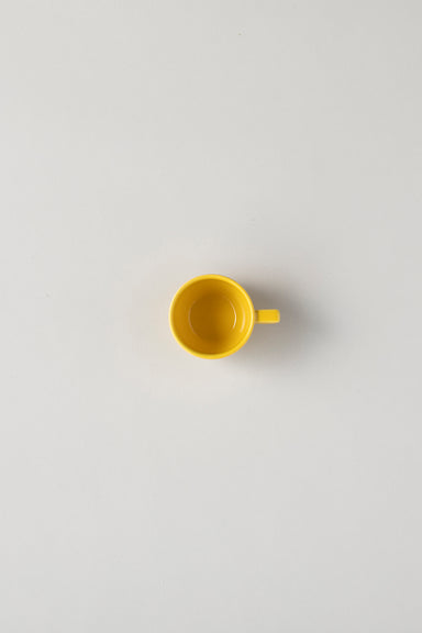Block Mug Little - Mustard