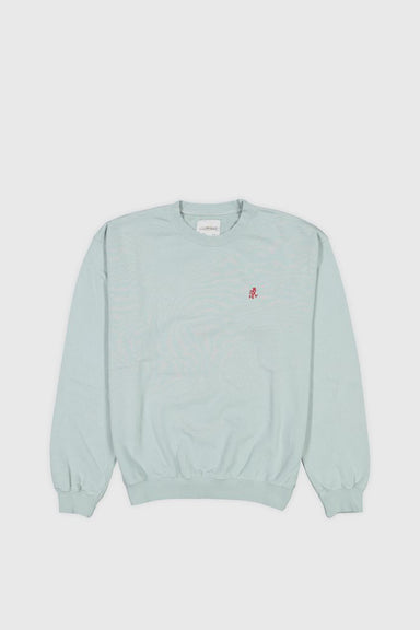 Sweat Shirt - Aqua
