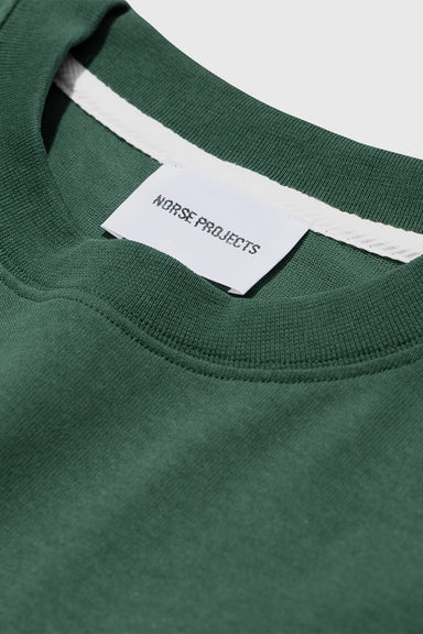 Johannes Pocket LS- Dartmouth Green