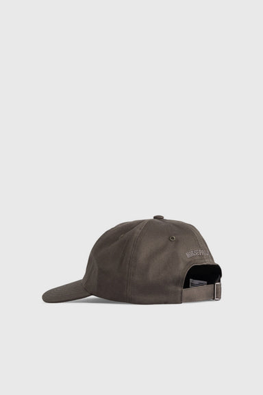 Twill Sports Cap - Beech Green
