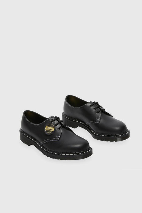 1461 Horween Cavalier Leather Shoes - Black