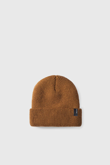 Heist Beanie - Coyote Brown