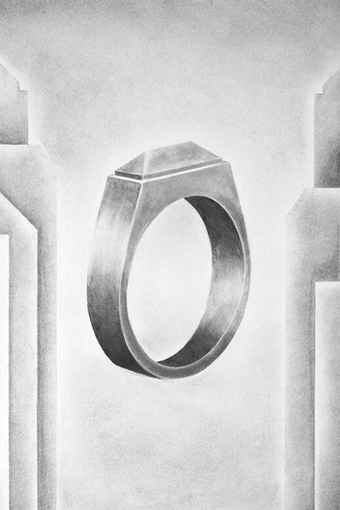 Fourth Ring - Silver
