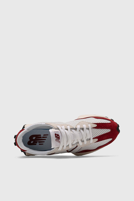MS327PE - White / Red